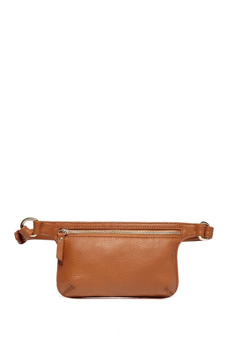 Vicenzo Leather | Arlette Leather Waist Bag #nordstromrack