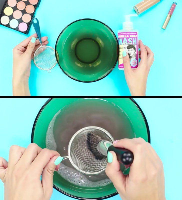 16Trucos cosméticos sencillos ycuriosos para lucir muy bien enpocos minutos