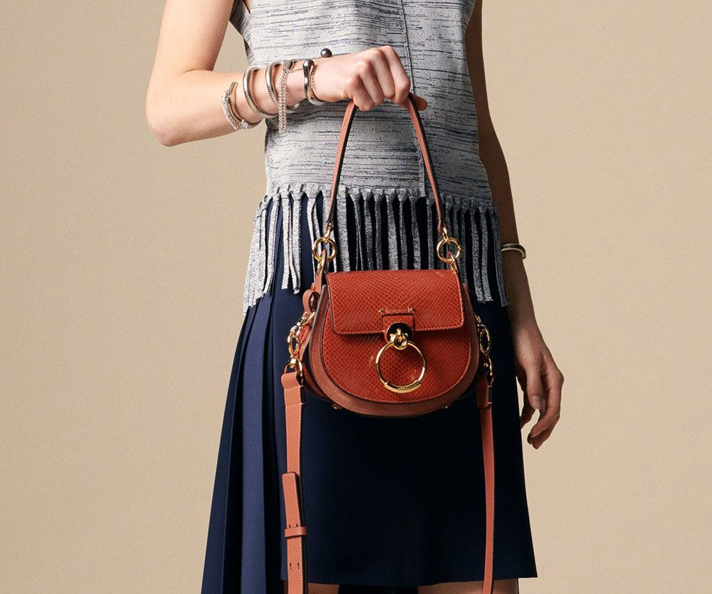 0d7d734dab2a Get Ready for Chloé Logo Bags of Several Types for Resort 2019 - PurseBlog
