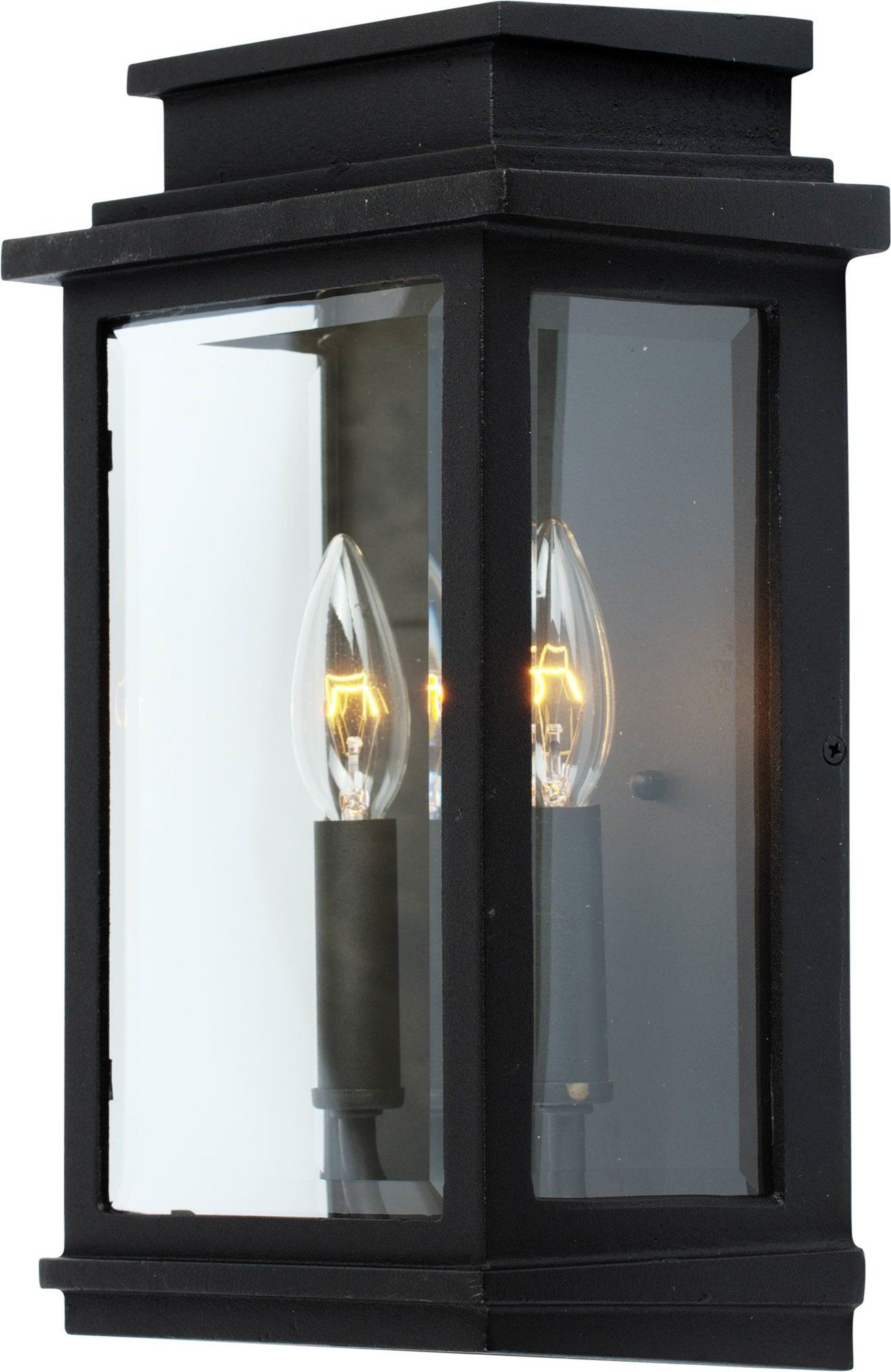 Persil 2 Light Outdoor Wall Lantern Sconces