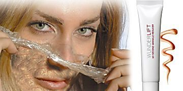 A new product tackles Wrinkles and Crows feet. Sells out in Boots within days.