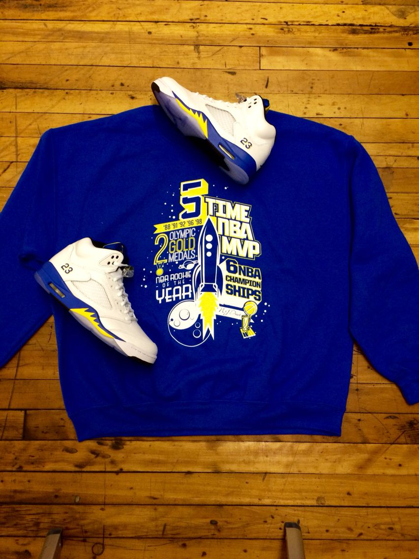 6cee46508411c1 Jordan Laney 5 T-Shirt   Sweatshirts available..