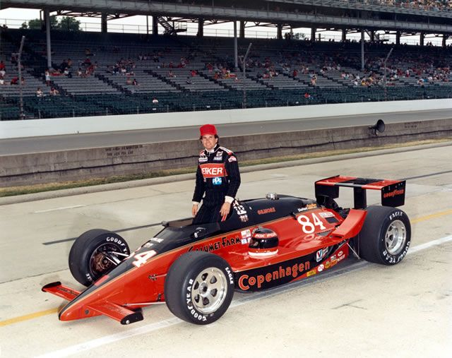 1988 Stan Fox Calumet Farms (A.J. Foyt) March / Chevrolet | INDY car
