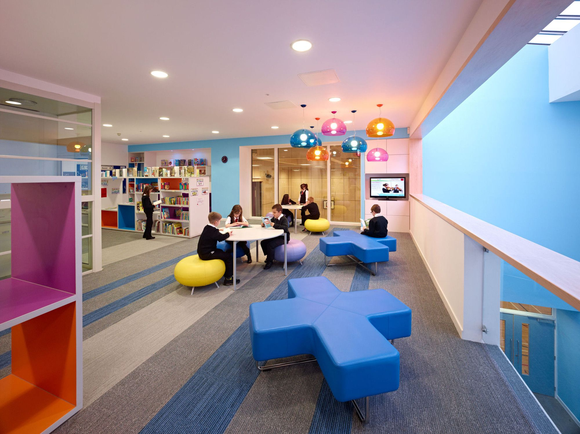 Design School Interior