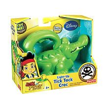 Fisher-Price Jake and the Never Land Pirates Light-Up Tick Tock Croc  $14.99