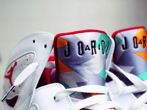Jordan Retro 7 Tumblr