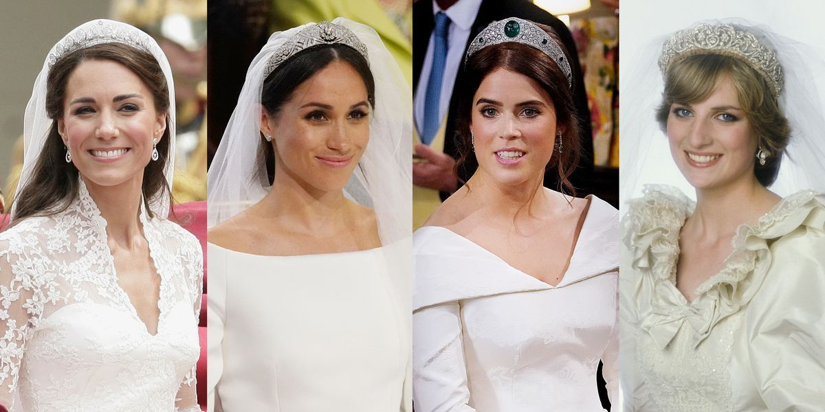 The 25 Most Royal Wedding Tiara Moments of All