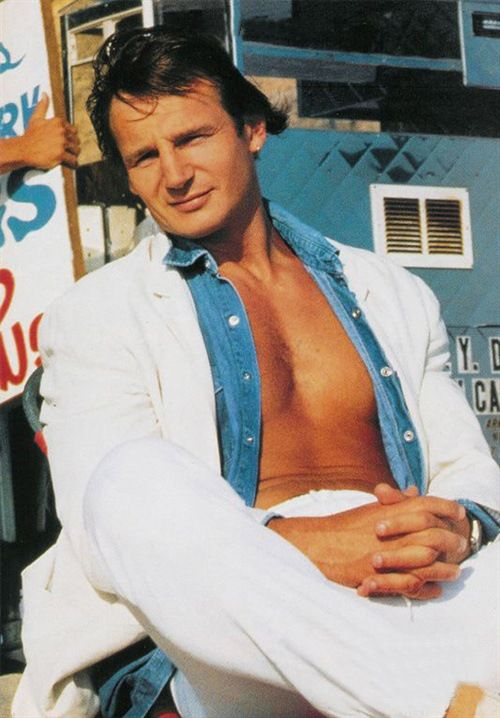 Warm Free Liam Neeson Nude Pic