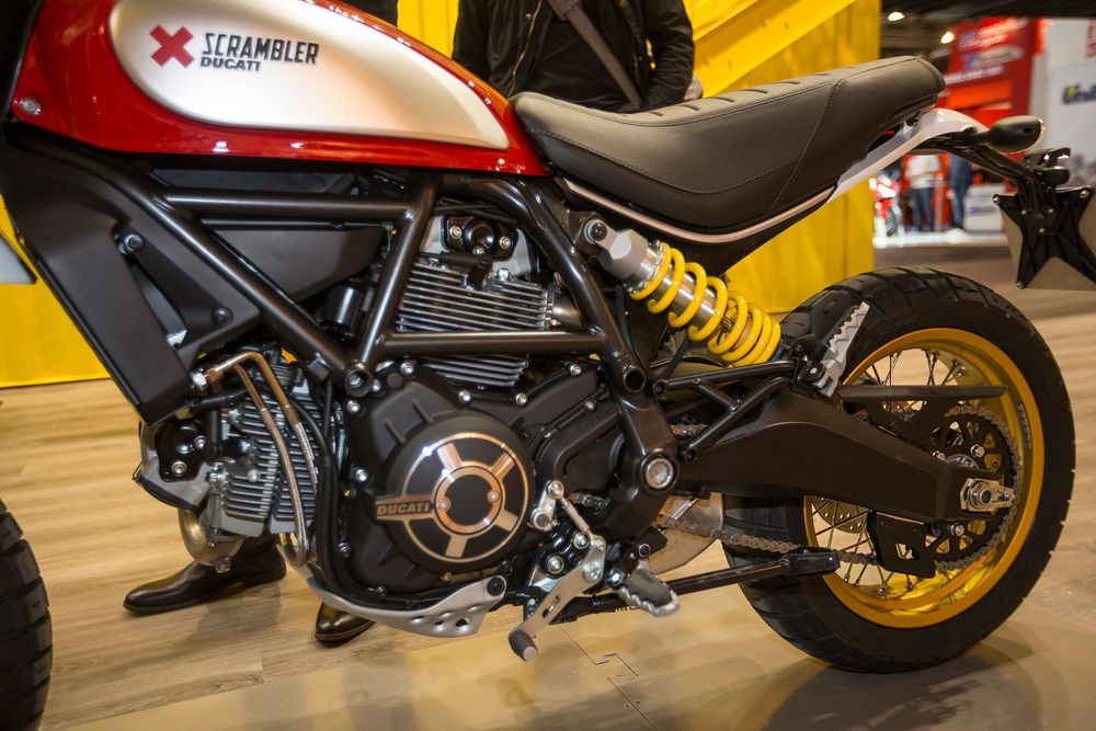 Ducati Test Facility La