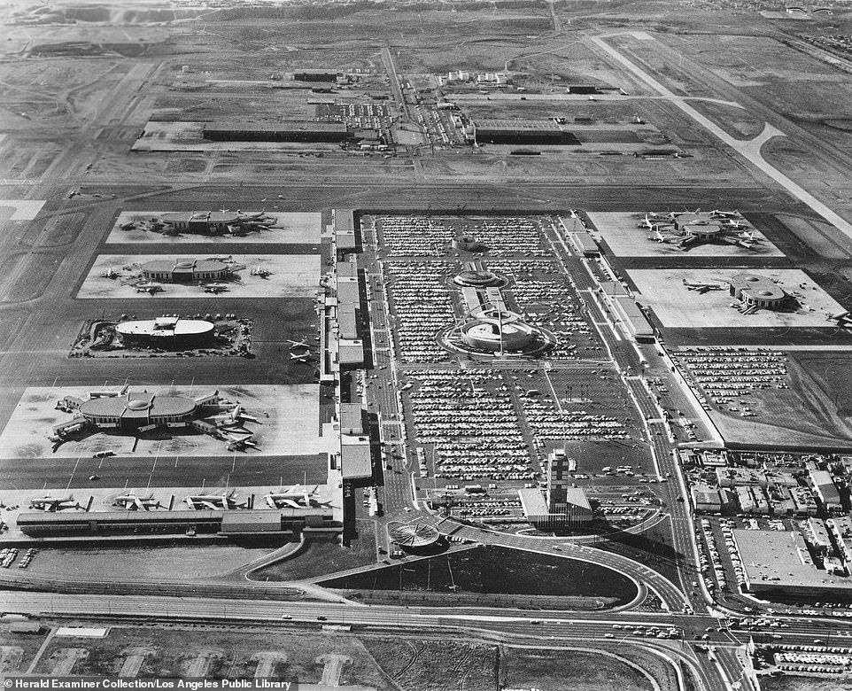 The Amazing Story Of Lax Told Using Rare Vintage Photographs California History Los Angeles History Amazing Stories
