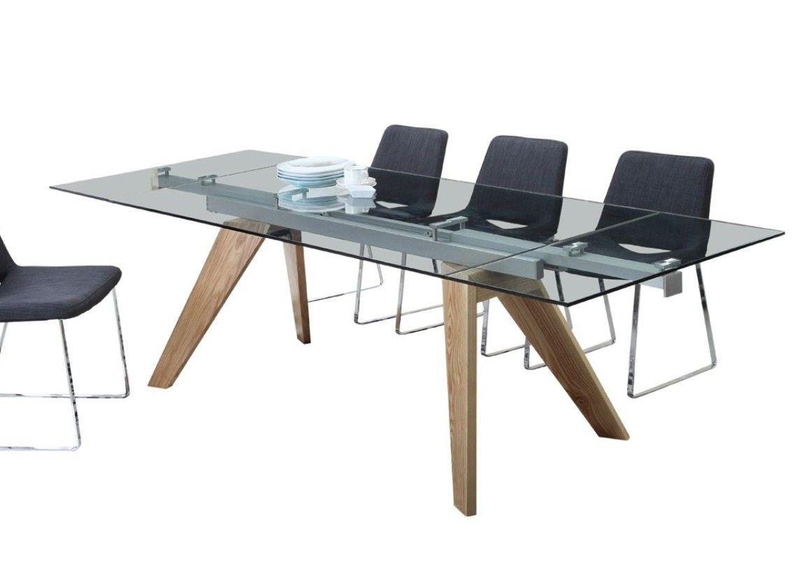 table extensible scandinave a rallonge