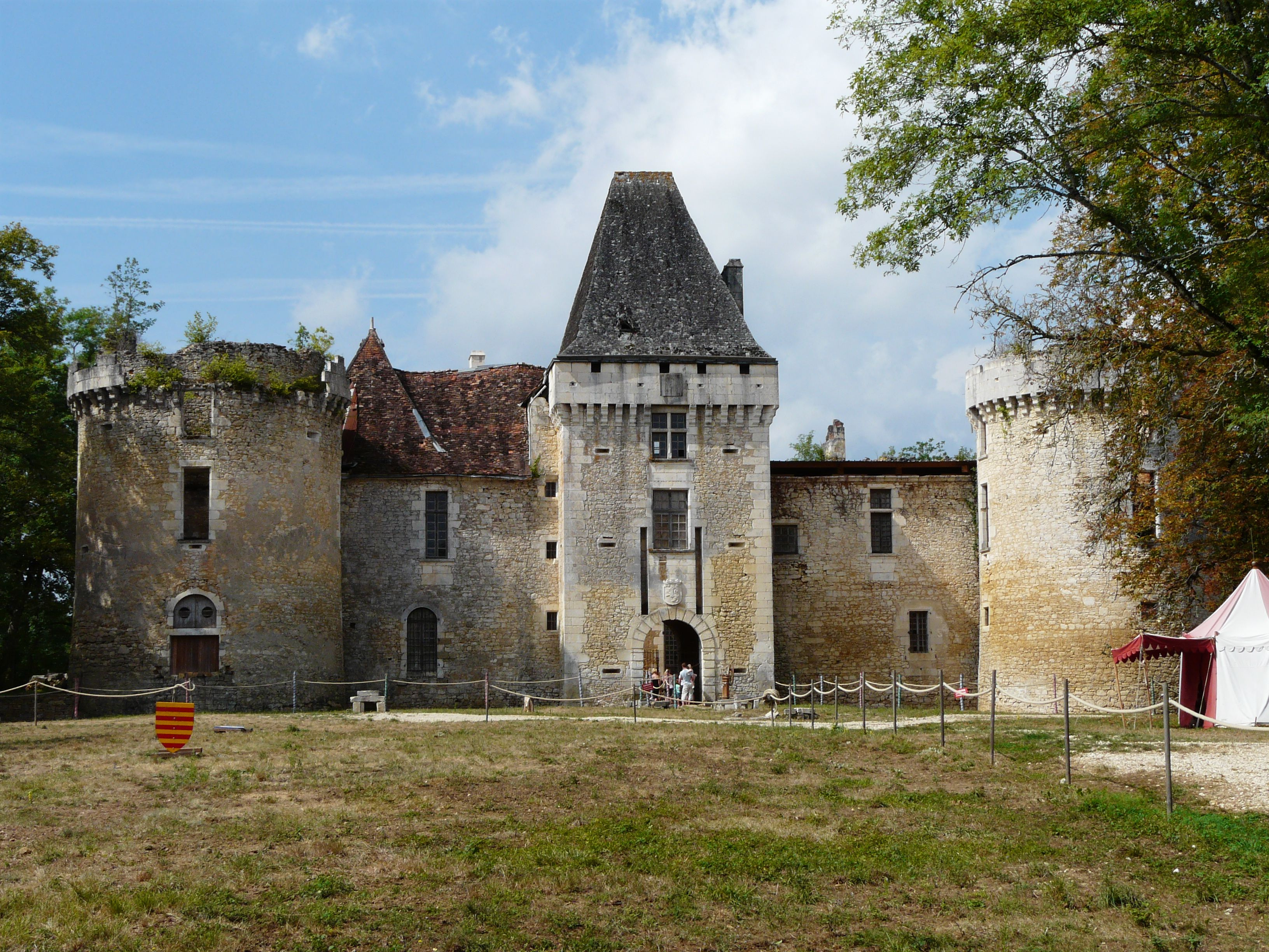 Chateau de Laxion