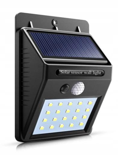Lampka Do Szafki Szafy Na Zwias 3 Led Automatyczna Outdoor Solar Lights Solar Powered Lights Solar Lights Garden