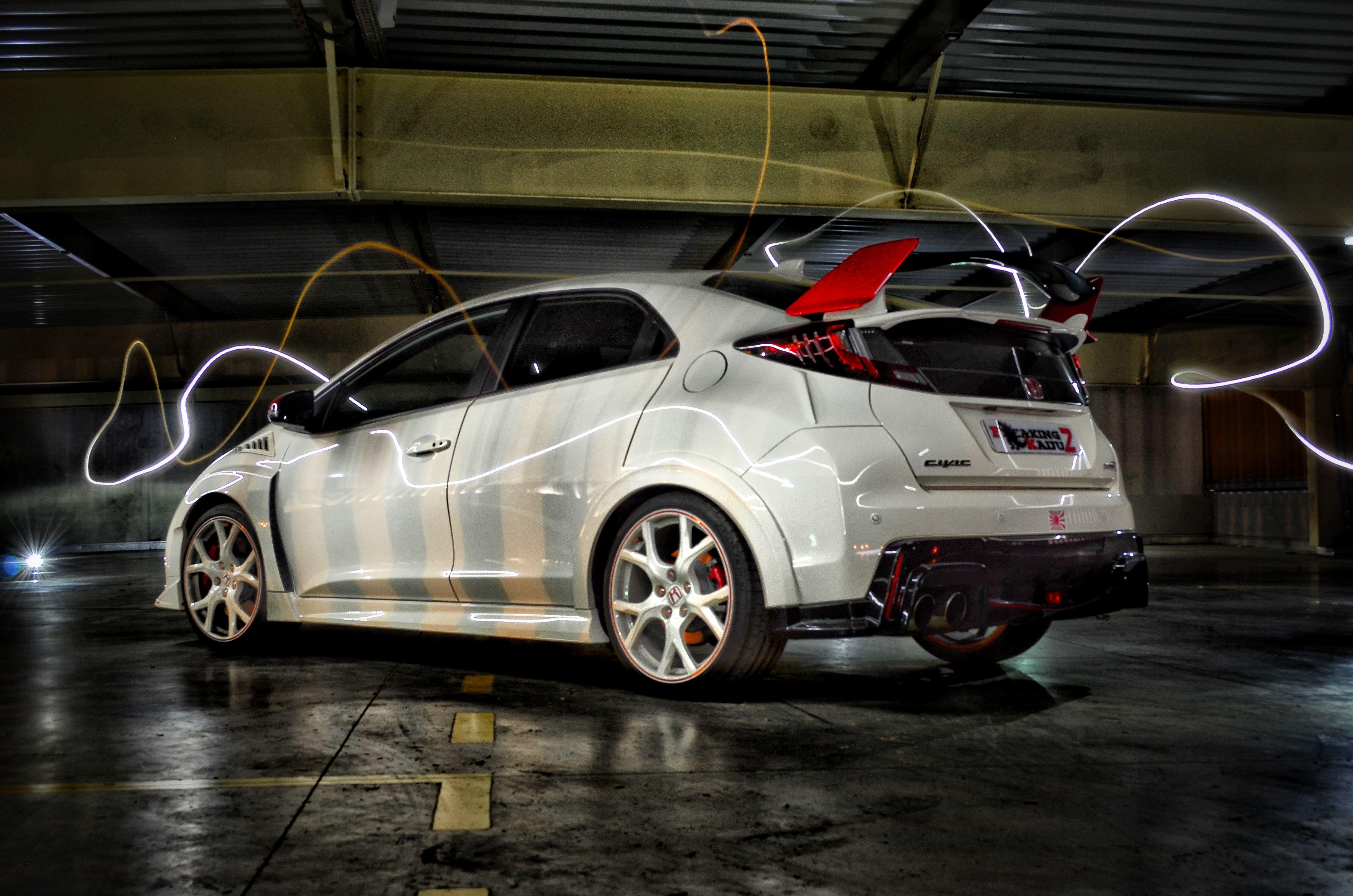 Honda Civic Type R Fk2 White Edition Honda Civic Type R Honda Civic Honda