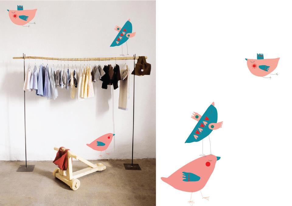 #wallsticker #birds | rekuwalldesign