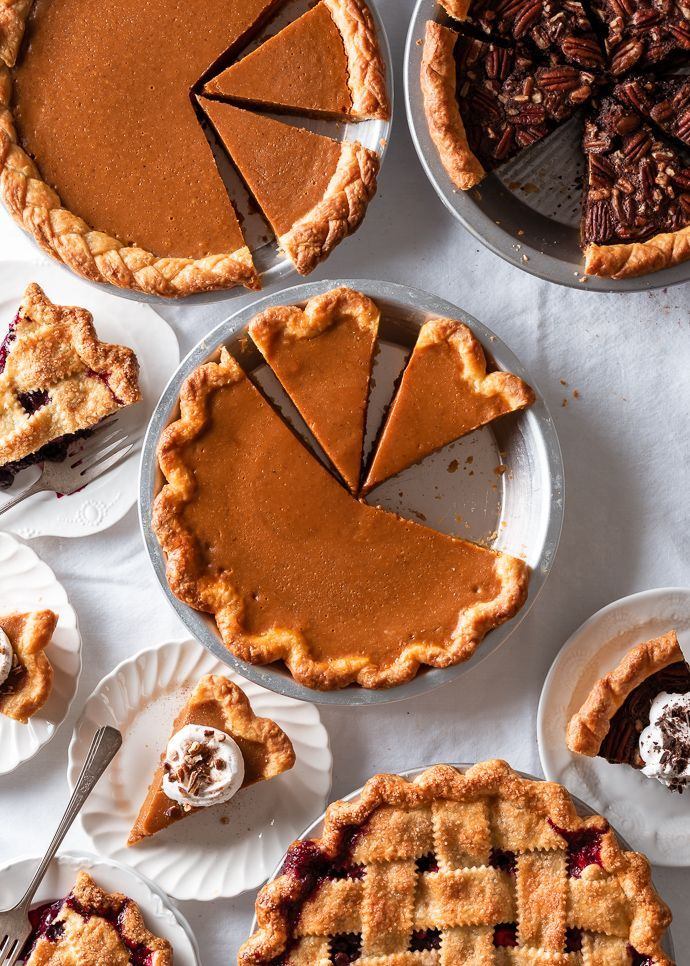 Perfect Pumpkin Pie (with Roasted Sugar and Chai S