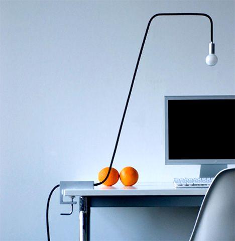 8am office task lamp by joseph graceffa dario buzzini