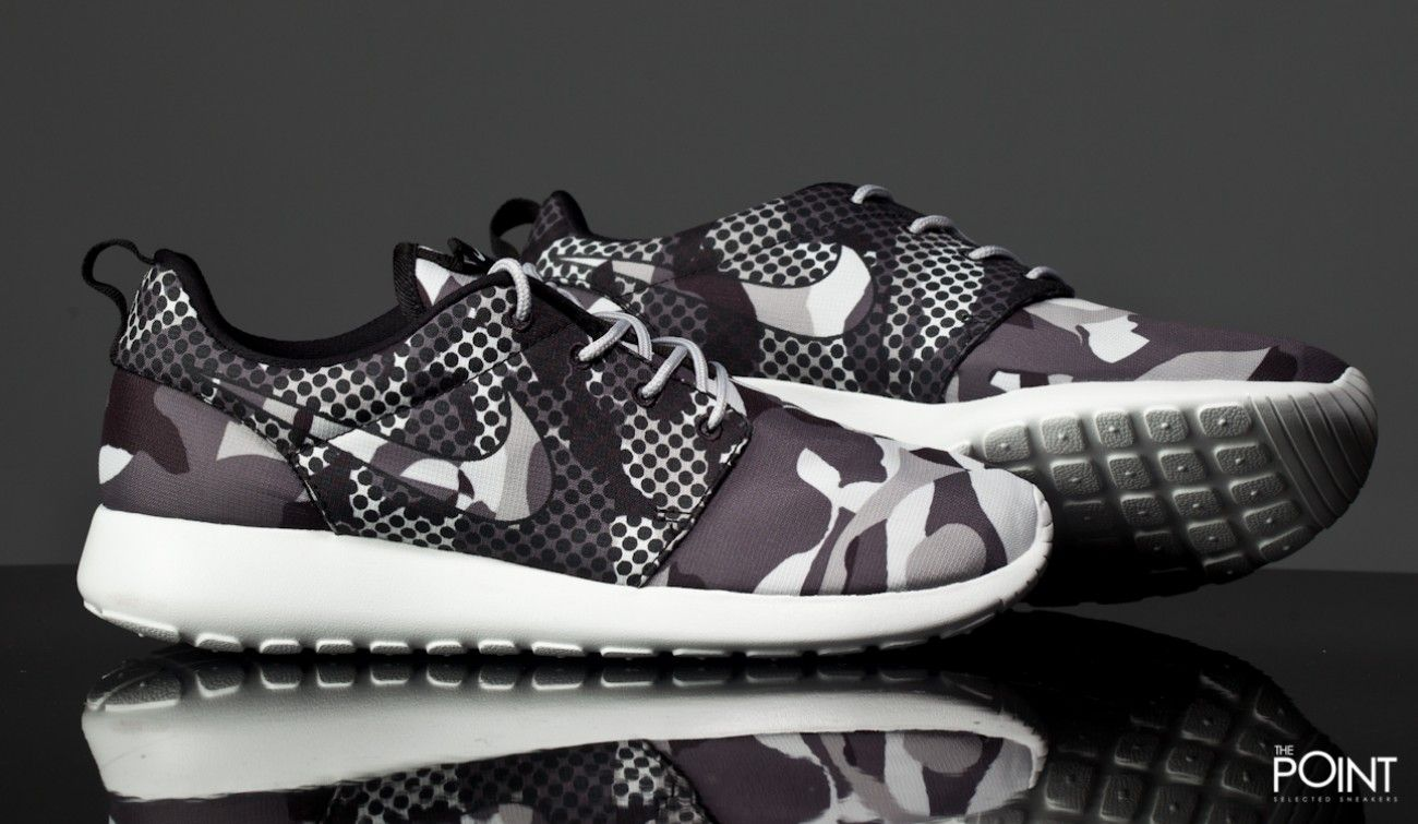 nike roshe run one print