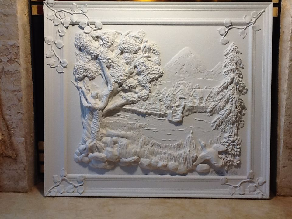 Pin By Theresa Ritter On Sculptured Bas Relief Wall Art Pinterest