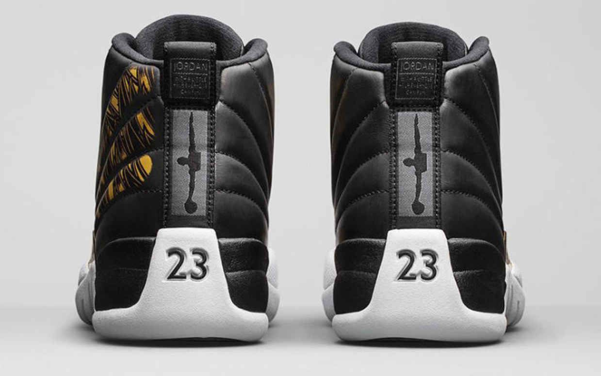 """The Upcoming Air Jordan 12 """"Wings"""" Have an Unexpected Detail - Freshness Mag"""