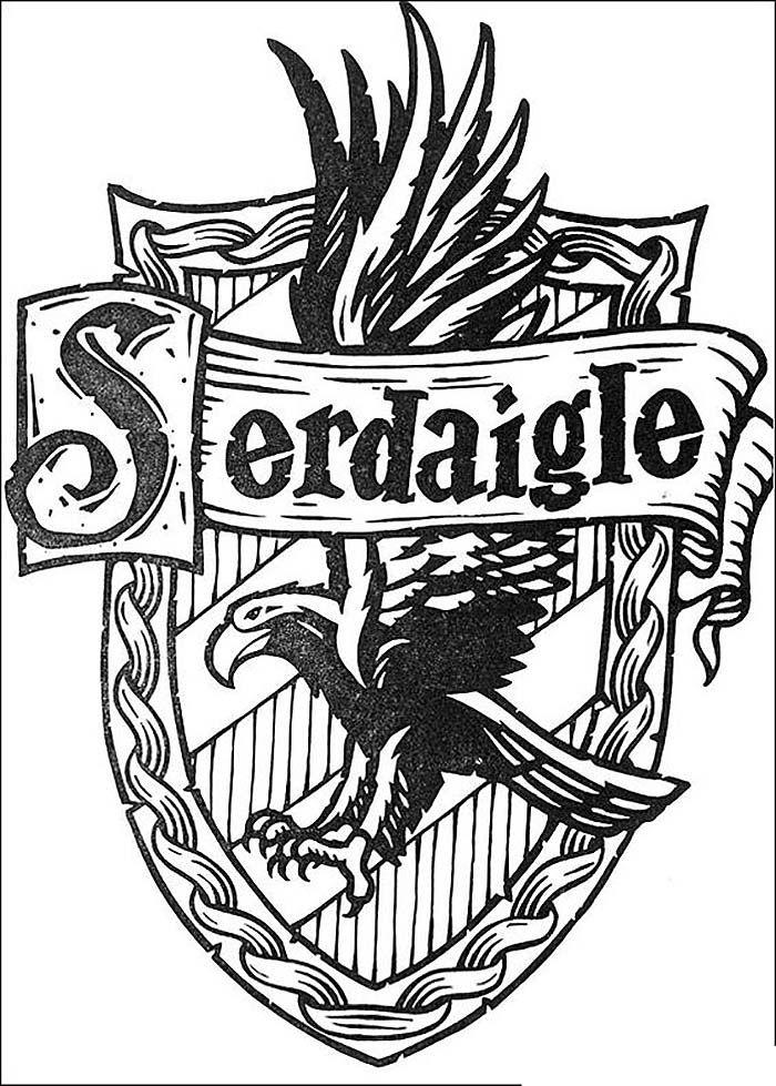 Coloriages A Imprimer Harry Potter Coloriage Harry Potter