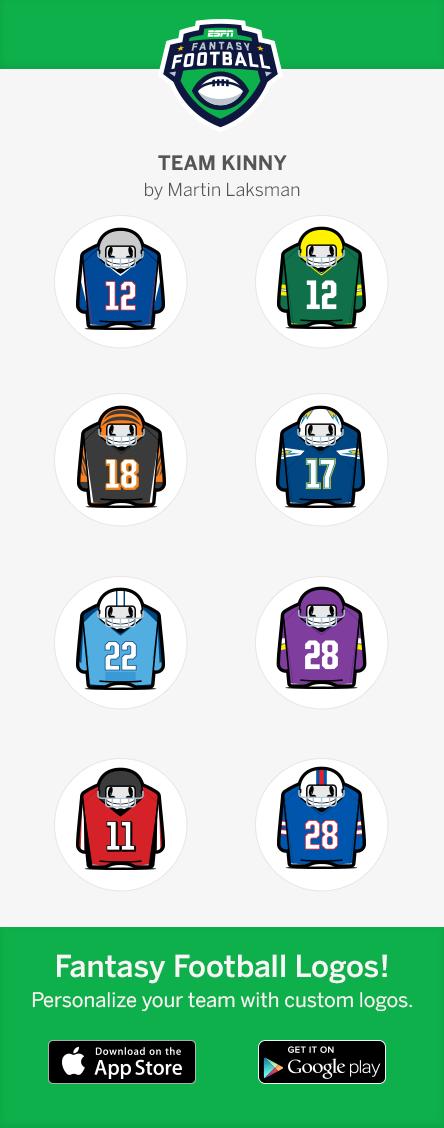 Free Fantasy Football Team Logos : fantasy, football, logos, Fantasy, Football, Logos,, Sticker, Download,
