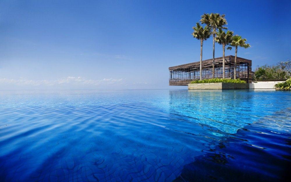 Alila Villas- Uluwatu, Bali. WOHA Designs. A stunning example of Environmentally sustainable architecture