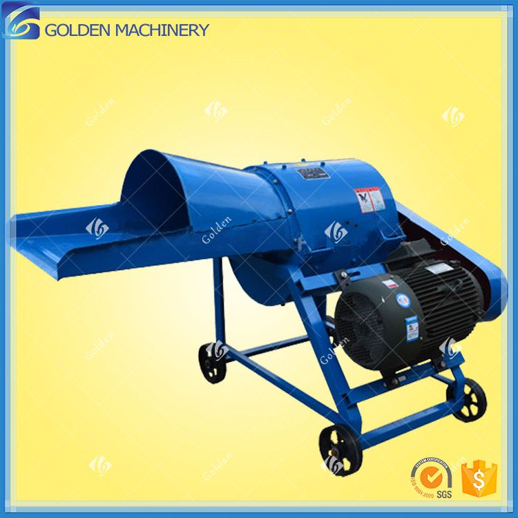 New Animal Feed Silage Crusher Straw Chaff Forage Mower For Sale It