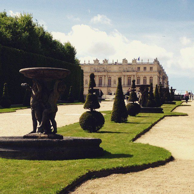 Pin for Later: 79 European Vacation Experiences You'd Be Crazy to Miss Live Like a King at the Palace of Versailles in France