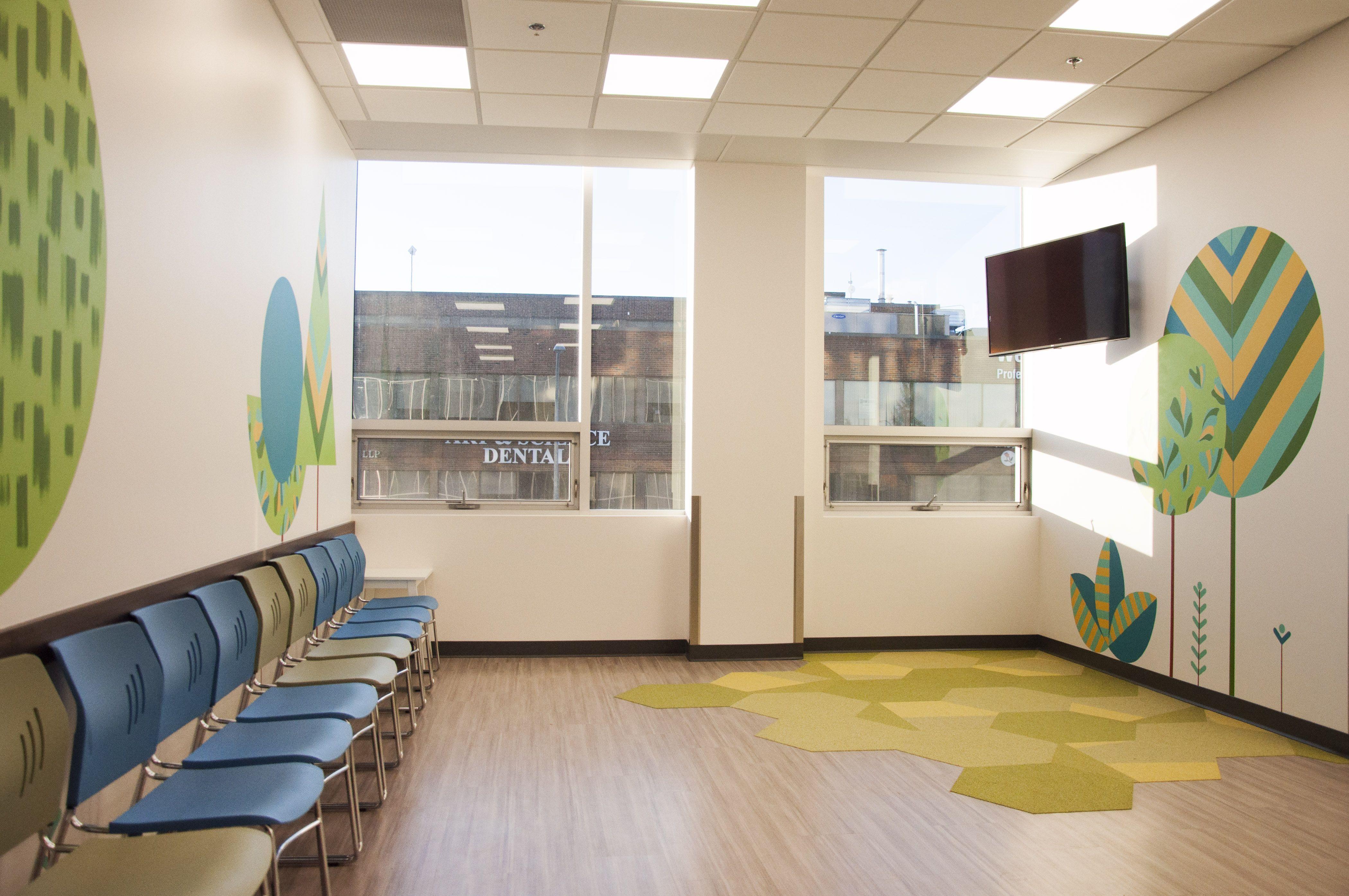 Glenora pediatric clinic in 2020 design clinic design