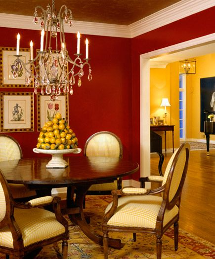 Transitional Eclectic Dining Room Photo By Beth Singer Jones Keena Co