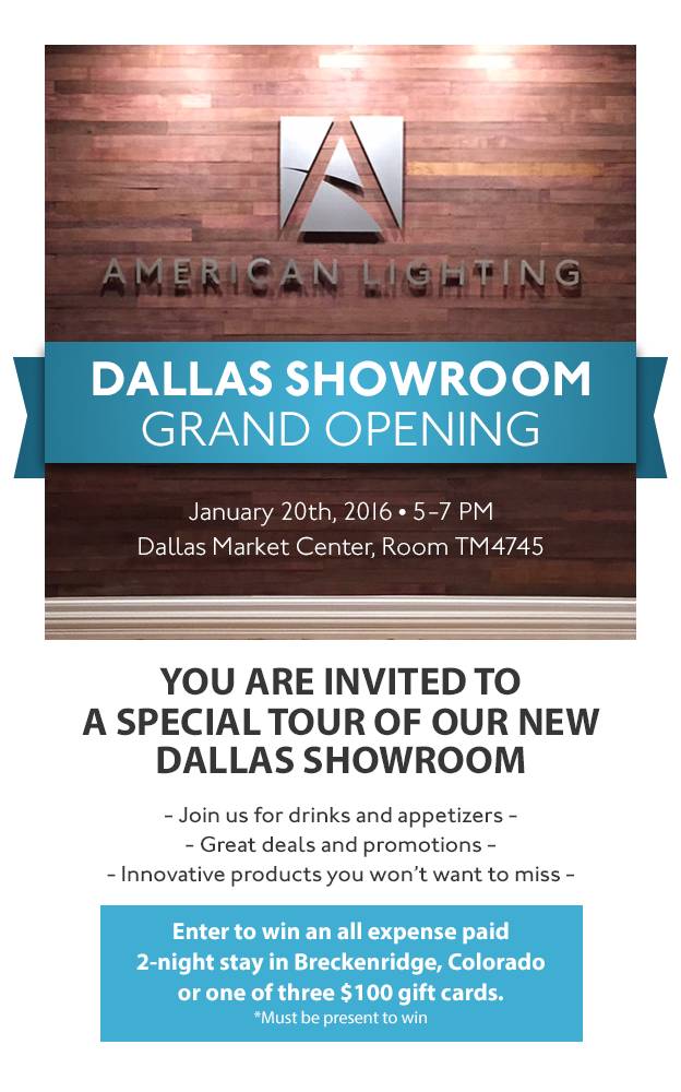 American Lighting Dallas Market Showroom Grand Opening 010