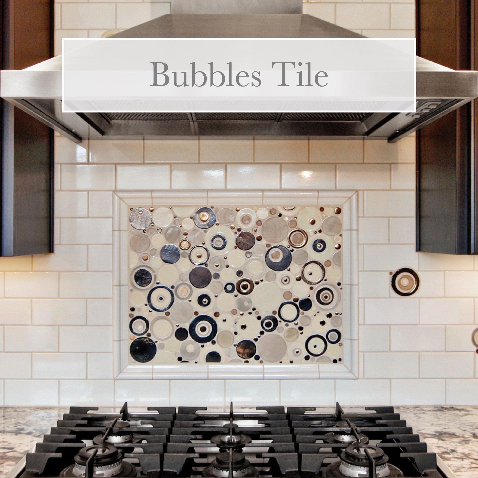 - Bubbles Tile Mercury Mosaics Handmade Ceramic Tile Www