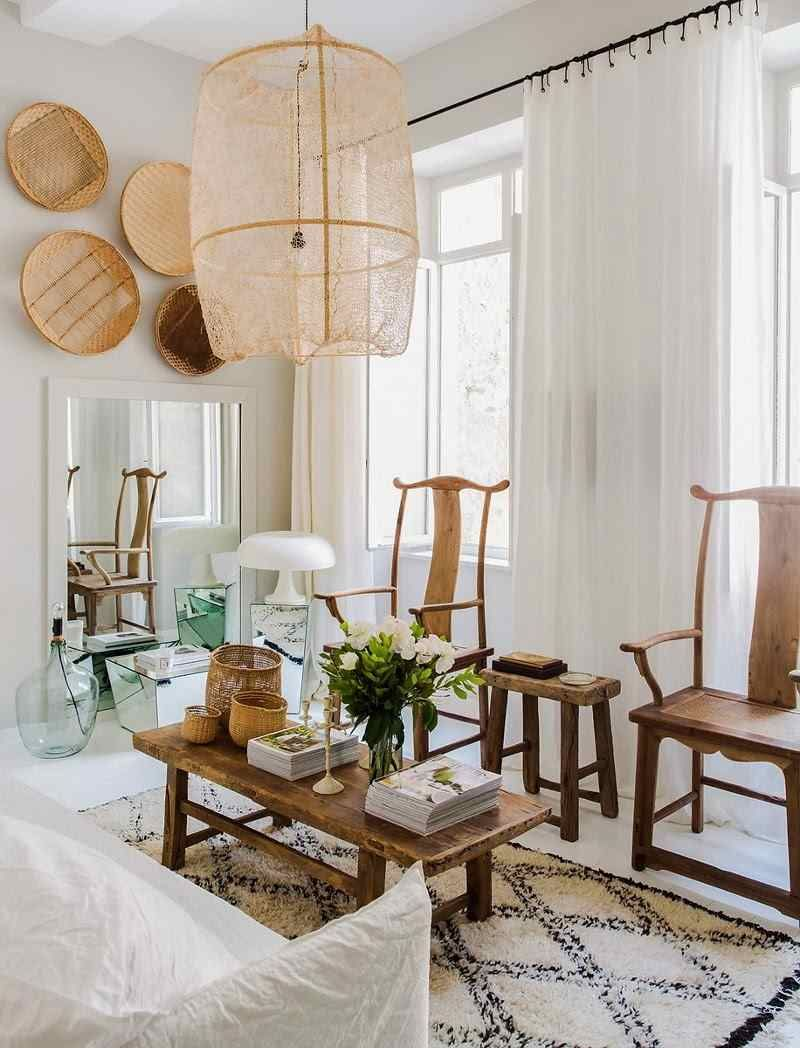 Decorar con texturas naturales dise o interior y for Decoracion de casas brasilenas