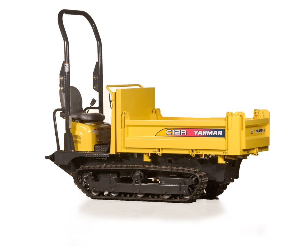 YANMAR | C12R-B - tracked carrier -
