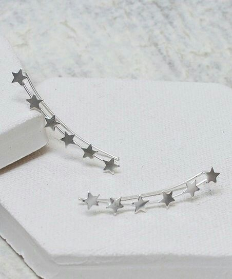 8711d66c9 Love Stars, Climbers, Sterling Silver Earrings, Arrow Necklace, Pendant  Necklace, Bangles