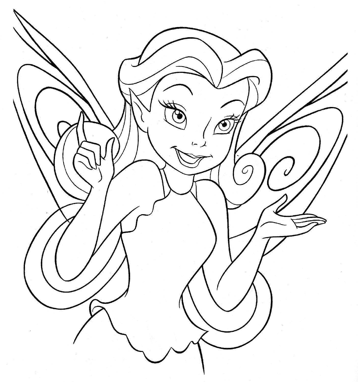 Tinkerbell Vidia Ausmalbilder : Tinkerbell Para Colorear E Imprimir Disney Colorear Pinterest