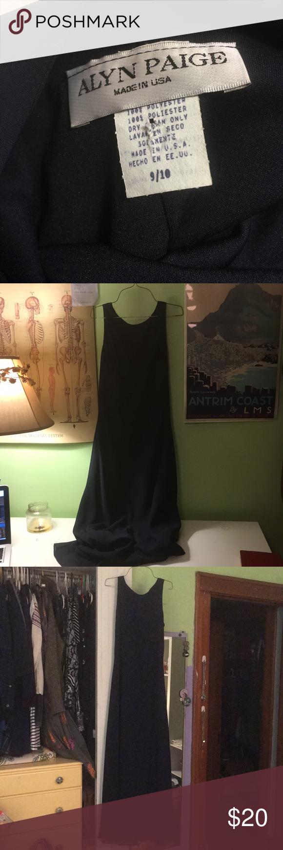 S vintage maxi dress blue maxi maxi dresses and formal