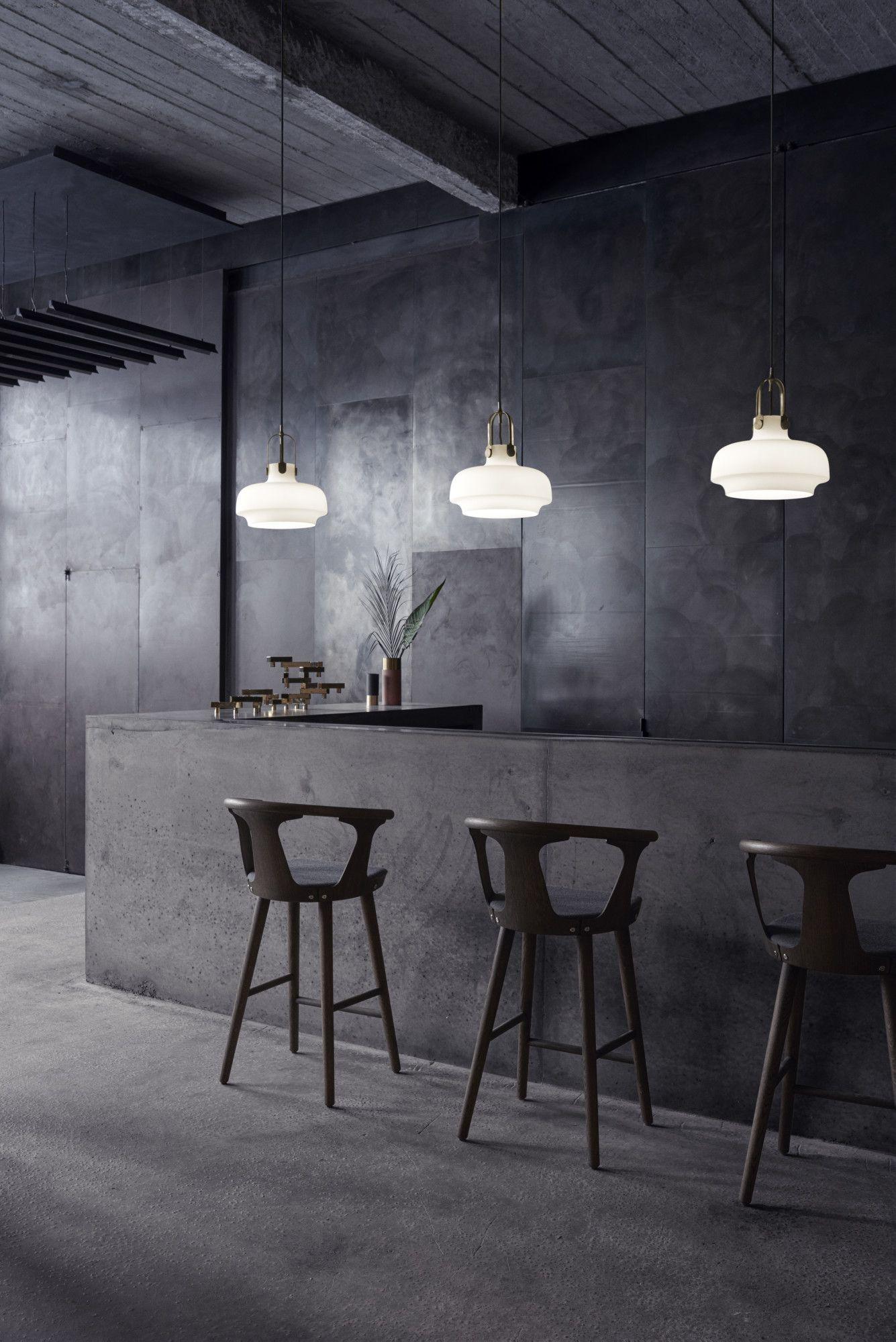 Copenhagen By Tradition In 2020 Wall Lamp Traditional Space Copenhagen