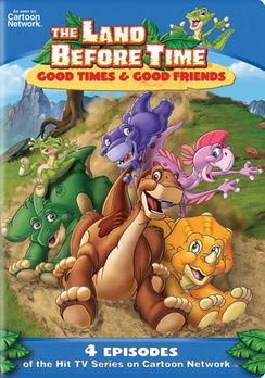 The Land Before Time: Good Times & Good Friends DVD