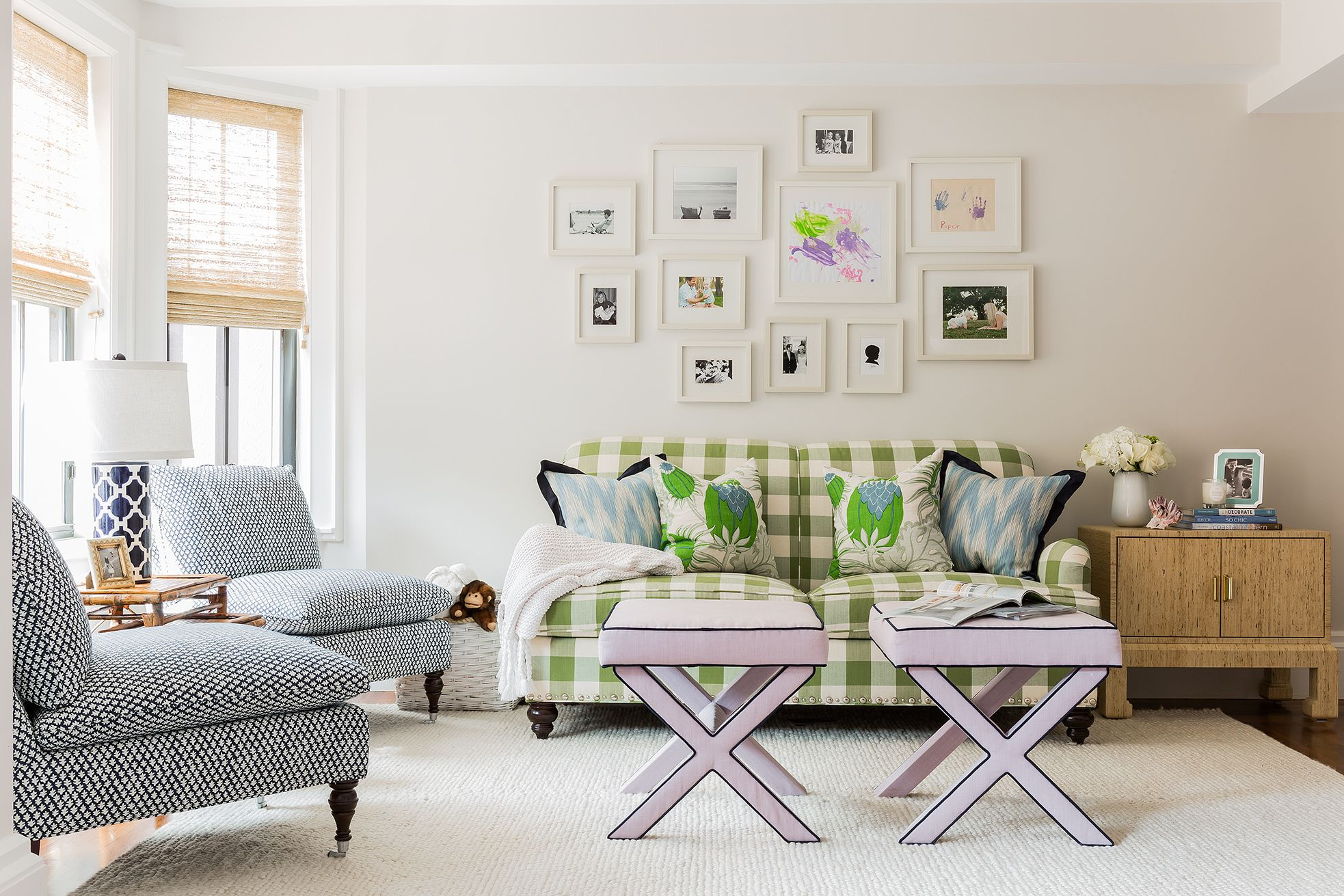 Colors for kids room? Modern Family Condo | Decorating: Elmwood ...