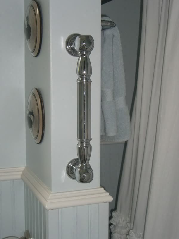 Shower Grab Bars Canada grab bar outside shower wall #aginginplace #homewithoutage | aging