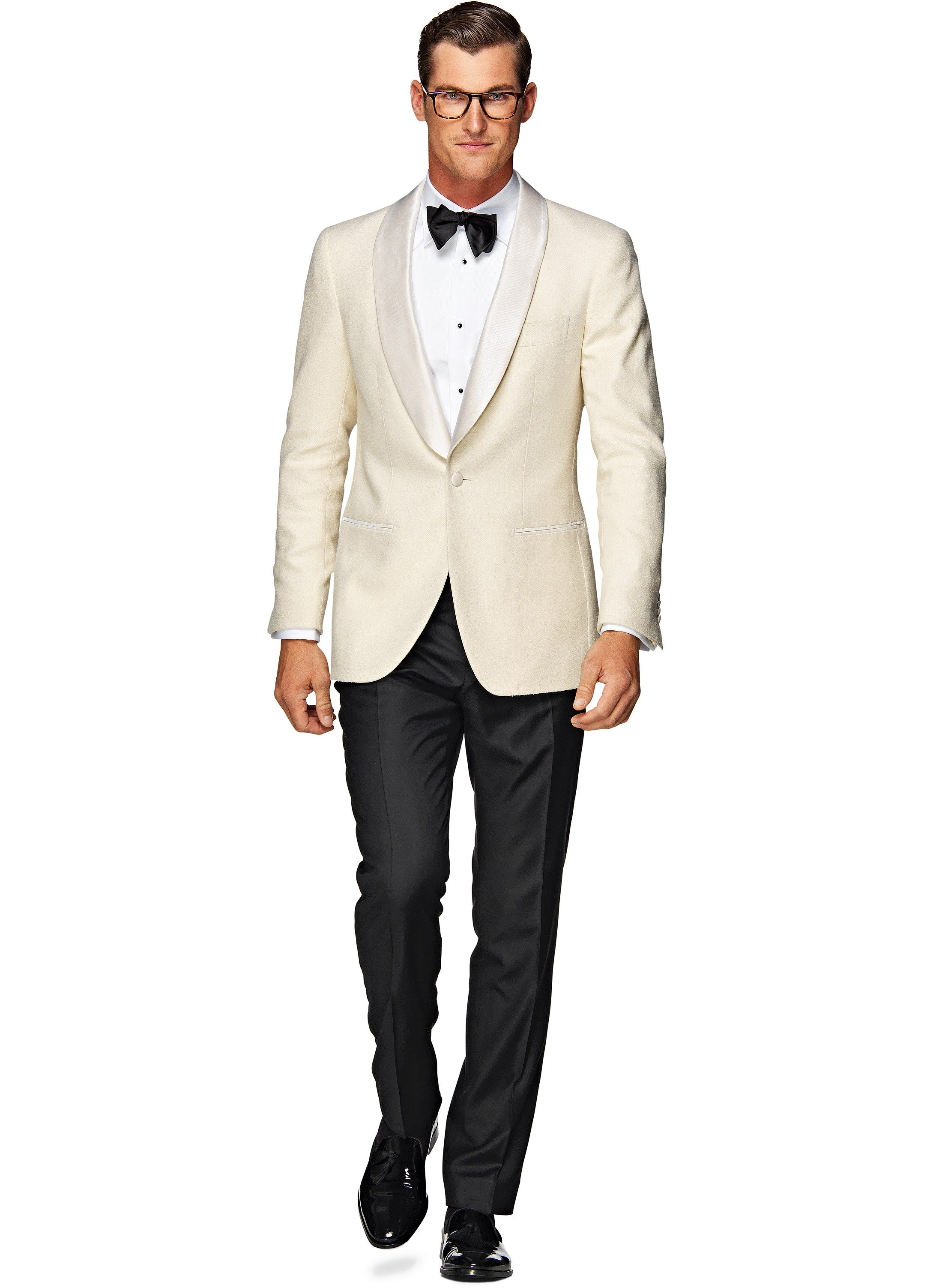 Jacket Off White Plain Manhattan C804i Suitsupply Online