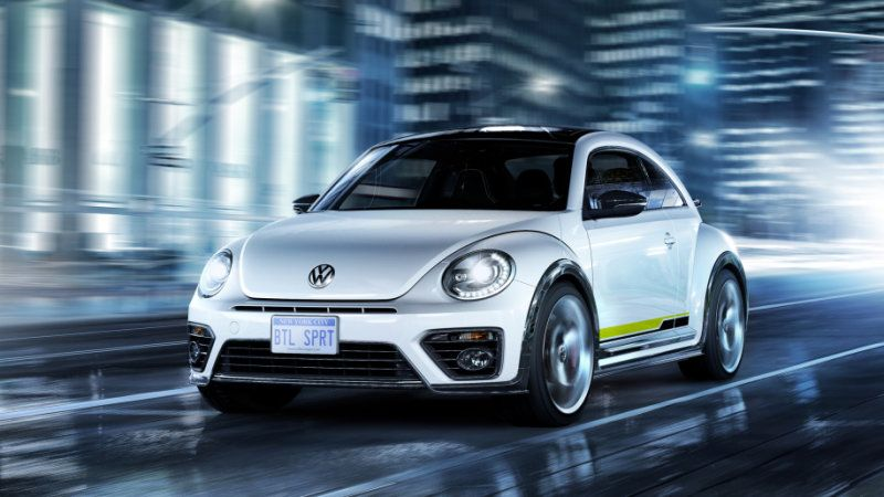 Next Volkswagen Beetle Could Be All Electric And Rear Wheel Drive