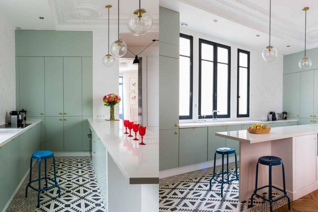 Cuisines Realisations Tile Trends Kitchen Inspiration Design