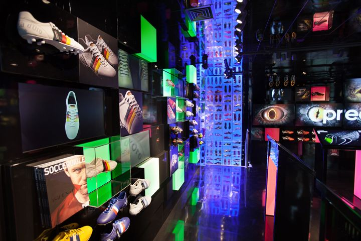 Pro direct store by green room retail london uk sports for Green room retail