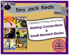 Ezra Jack Keats Reading and Writing Unit! Enter for your chance to win 1 of 10. Ezra Jack Keats: Readers and Writers Workshop Author Series  (68 pages) from Workshop Wizards on TeachersNotebook.com (Ends on on 01-31-2016) Start of the new year right with a chance to win one of our great resources!.