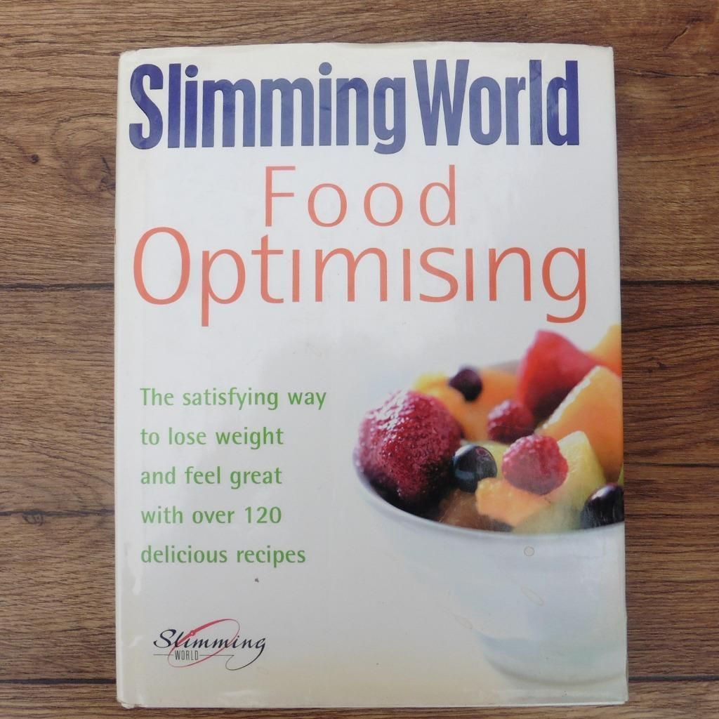 Details about slimming world food optimising recipes cookery book details about slimming world food optimising recipes cookery book cook book diet recipe book forumfinder Choice Image