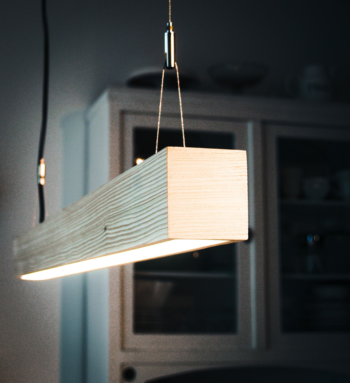 Pendelleuchte Aus Massivem Holz Design The Pure Www Lignalux Com Led Pendant Light Made Of Solid Wood Design The Pure Www Lig Moderne Leuchten Licht Holz