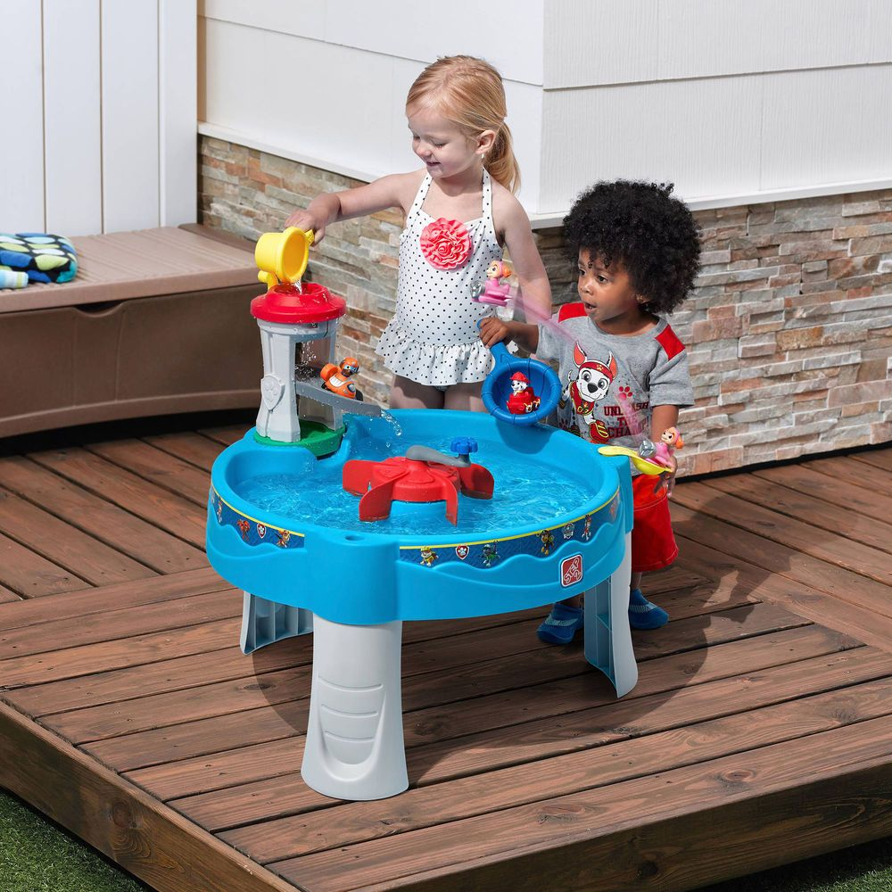 Water Table Paw Patrol Kids with Toy Toddler Summer ...